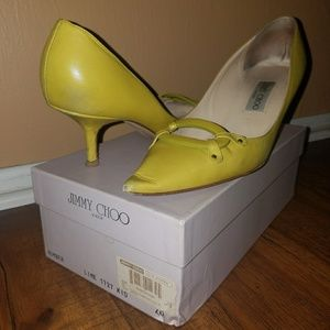 Jimmy Choo heals